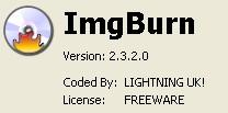 ImgBurn Logo