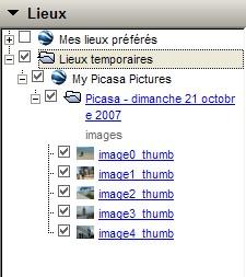 choix des images dans google earth pour kmz