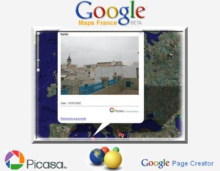 Géolocaliser Photos