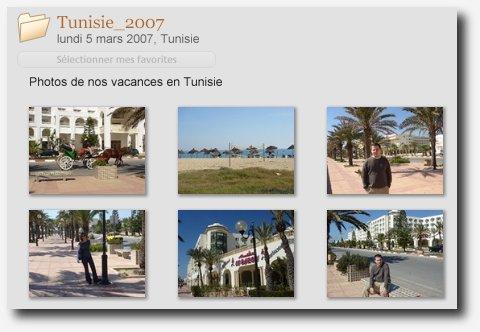 Dossier Picasa créé