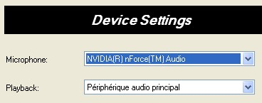 morphvox device settings