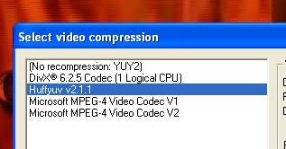 compression video