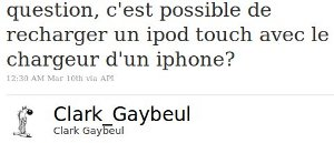 poser une question sur twitter