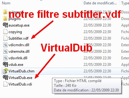 Virtual Dub + Subtitler