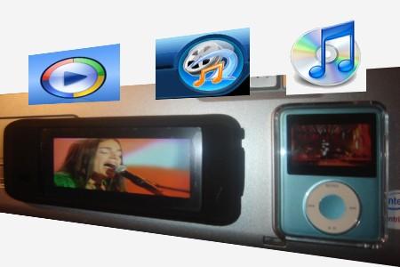 video sur ipod
