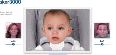 Bébé de jeanviet et sonia mixte