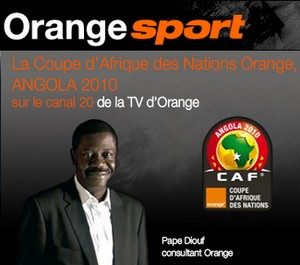 Coupe d'Afrique des Nations 2010 Streaming