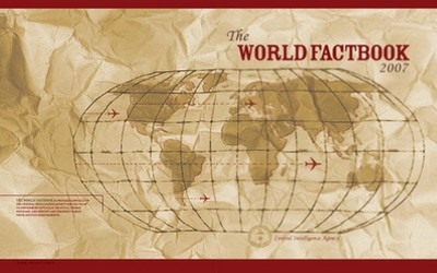 télécharger CIA World Factbook 2007