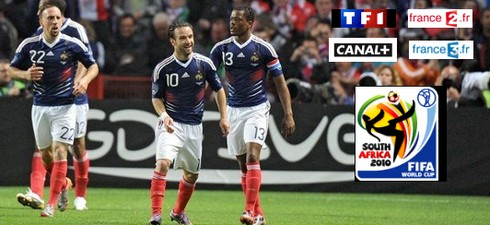 Coupe du Monde 2010 en direct et en streaming