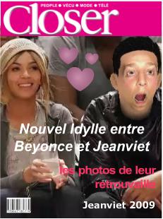 Couverture de Magazine Closer