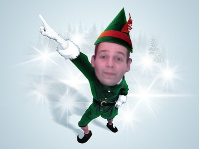 Elf Yourself version jibjab