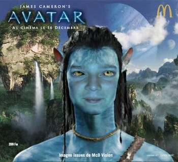 Film Avatar en 3D