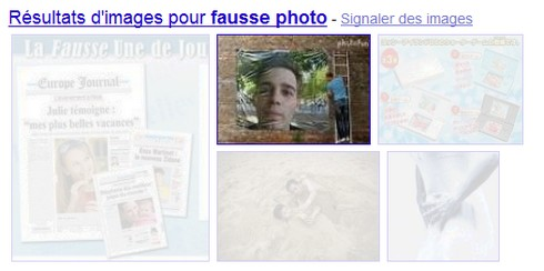 photo sur google