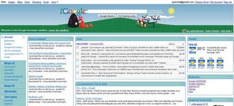 iGoogle v2