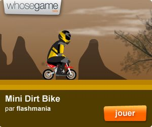 Jouer à Mini  Dirt Bike