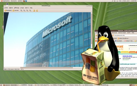 Linux ou Windows 7