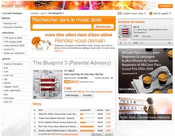 Orange Musique Store