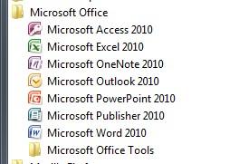 télécharger Office 2010 béta