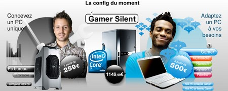 ordinateur portable, pc de bureau