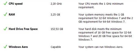 Mon PC est compatible avec Windows 7