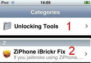 Ziphone Ibrick