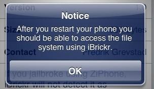 redémarrer iphone
