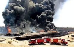 sabotage de puits de pétrole