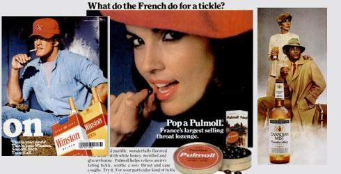 publicité en 1981