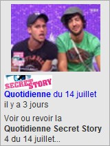 quotidienne secret story 4 en tele replay