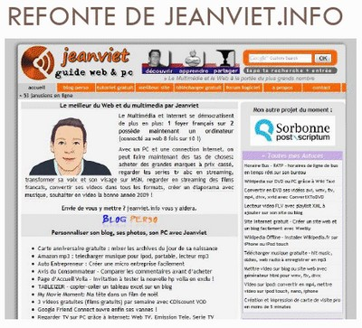 refonte jeanviet.info