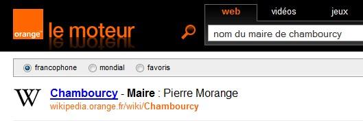 Maire + Ville