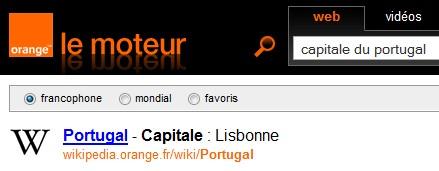 Capitale + Pays
