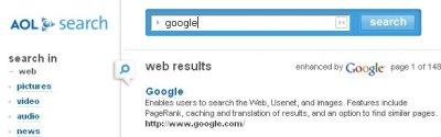 google aol