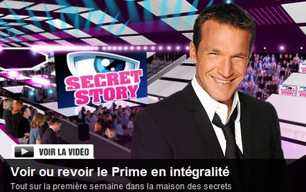 Secret Story Replay