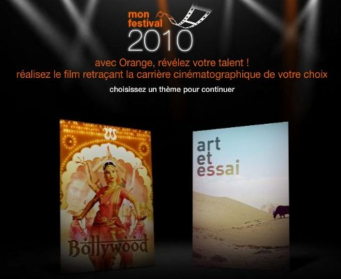 Thème Cannes 2010
