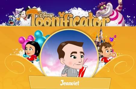 Disney Toonificator