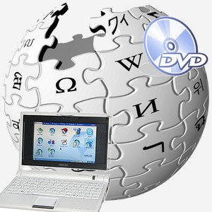 Wikipedia sur PC ou DVD