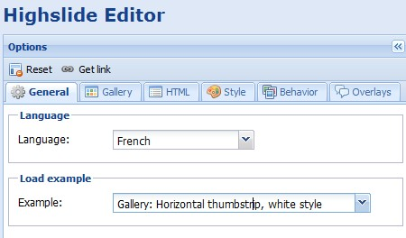 higslide editor 1