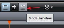 Mode Timeline