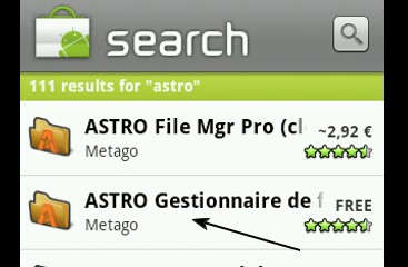 Astro Manager