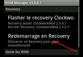 ROM Manager 01