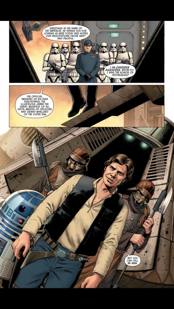 Star Wars BD prime reading