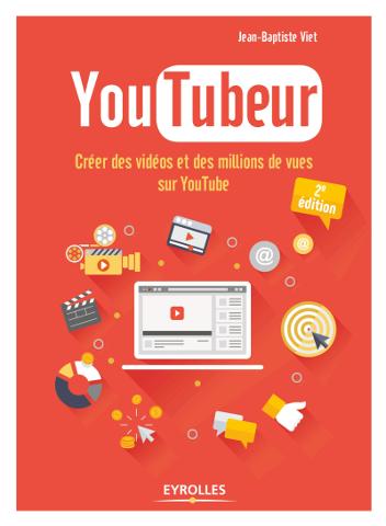 livre youtubeur